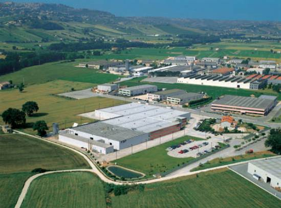 Factory Headquarter in Recanati, Italy
