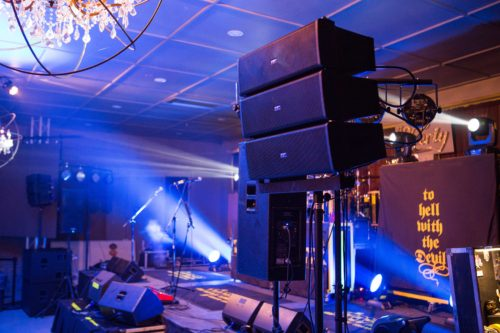 Line Array FBT Stryper