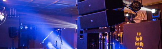 FBT Line Array Supports Stryper in Southwestern Concert